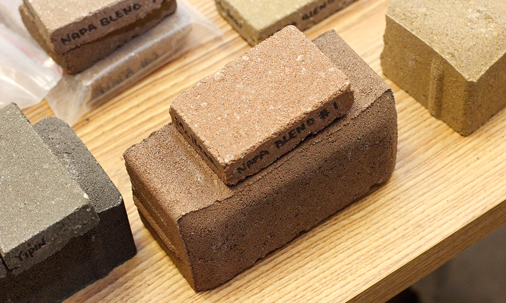 Colored Brick | Yipin USA Pigments