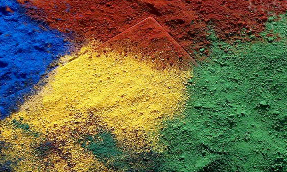 Color Iron Oxide Pigments | Yipin USA