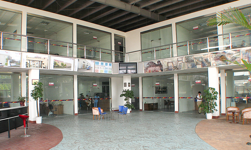 Yipin Pigments Headquarters
