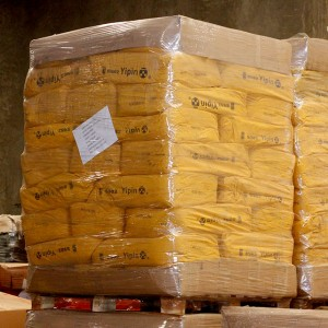 Pallet packaging for pigments   Yipin USA