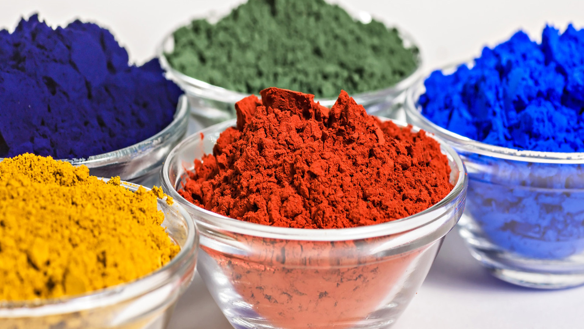 Colored Pigment Manufacturing | Yipin USA