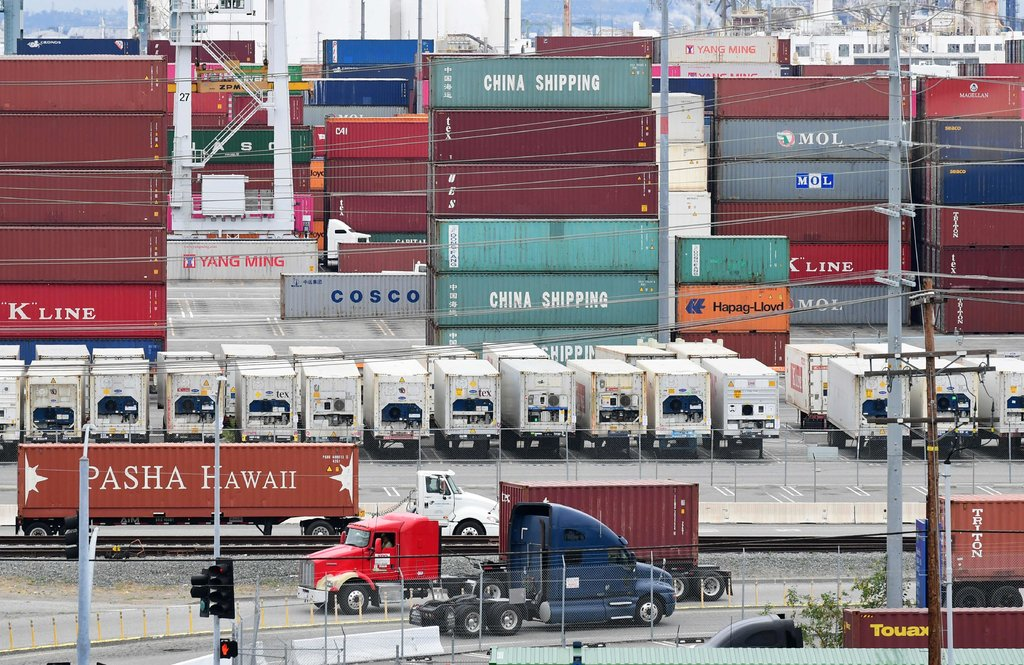 Tariffs On China Don't Cover The Costs Of Trump's Trade War